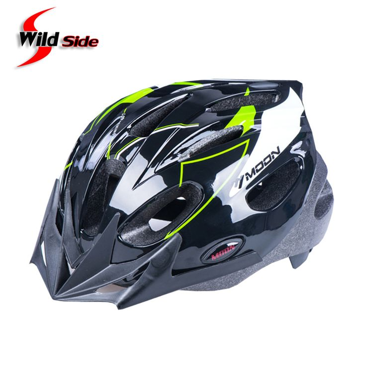 Aliexpress.com : Buy 2016 Moon Road MTB Kids Helmet 17 Air Vents Head Protect Children Cycling Helmets EPS+PC Safety Bike Bicycle Helmet 52 58cm 240g from Reliable helmet head suppliers on Wild Side - Cycling
