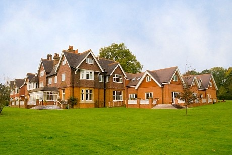 Coppice Lea care home in Surrey.