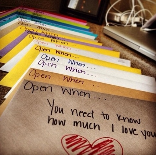 "letters dating 17 The only ""open when"" letters kit with done-for-you gift ideas included even if you're in a long-distance relationship, with these special and unique ""open when"" letters, the dating divas make it easy for you to celebrate all of life's big and little moments, together wouldn't it."