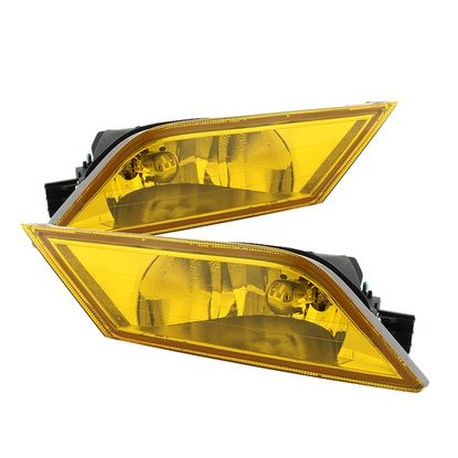 2011-2014 Honda Odyssey EX / EXL / LX OEM Fog Lights with Switch- Yellow