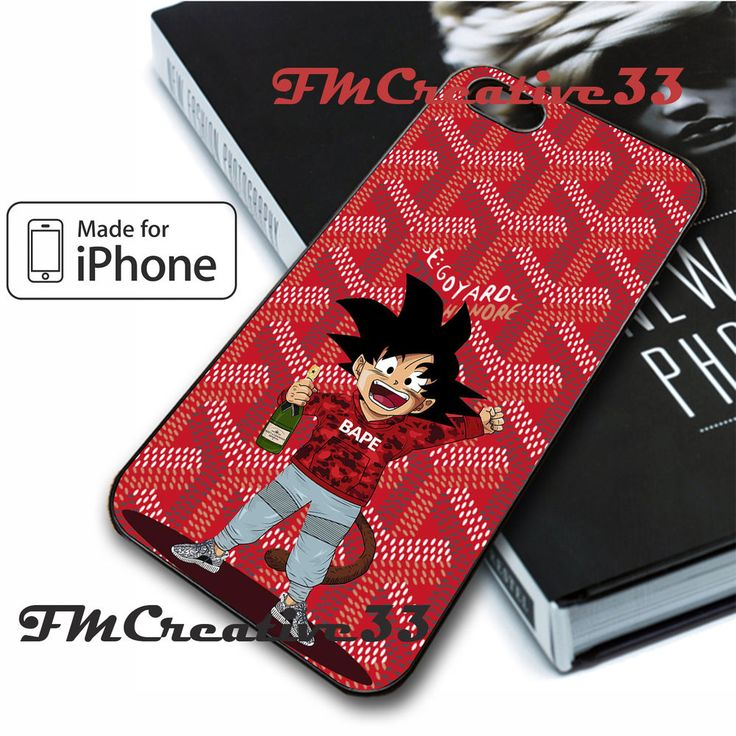 Camo Bape Goten X Red Pattern Cover iPhone 7 7+ 6 6s 6+ 6s+ Samsung S7 S8 Case #UnbrandedGeneric