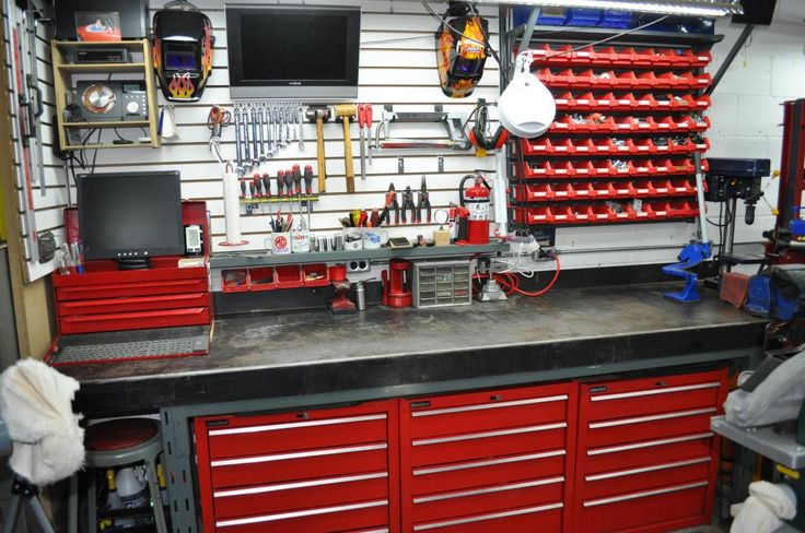 metal shop work bench plans