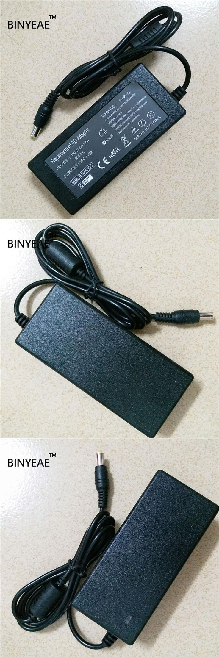 [Visit to Buy] 14V 3A AC Adapter Power For Samsung S22D300HY S22D300 S22C570H Monitor Free Shipping #Advertisement
