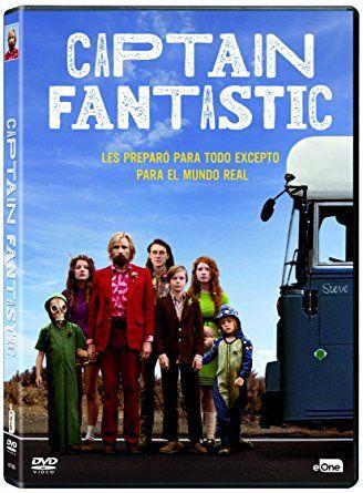 Captain Fantastic  [Vídeo (DVD)] / escrita y dirigida por Matt Ross