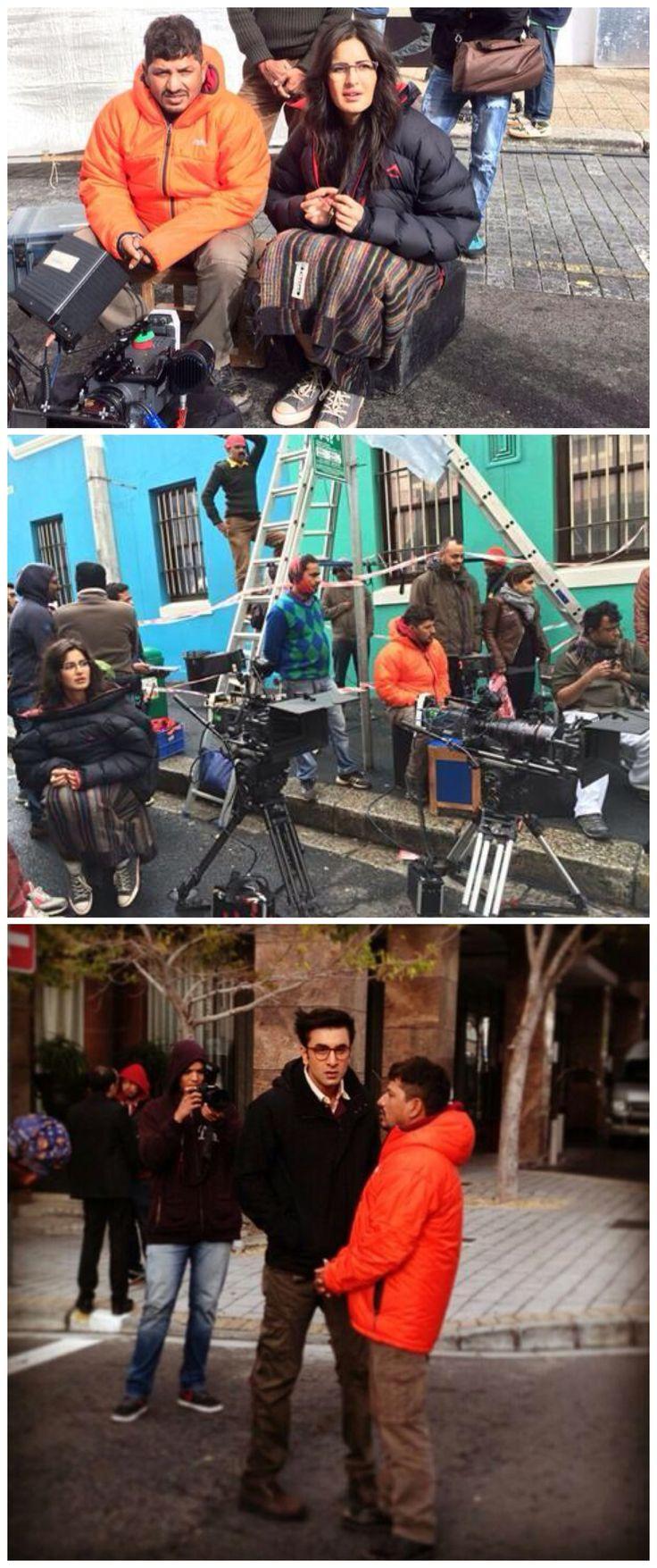 Ranbir kapoor on jagga jasoos i katrina kaif anurag basu have worked very hard on it the indian express - Jagga Jasoos Ranbir Kapoor And Katrina Kaif Shoot In Cape Town