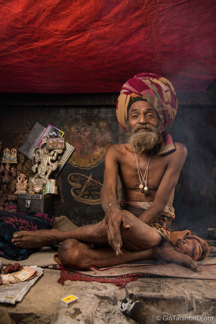 Sadhus Haridwar In India 2016