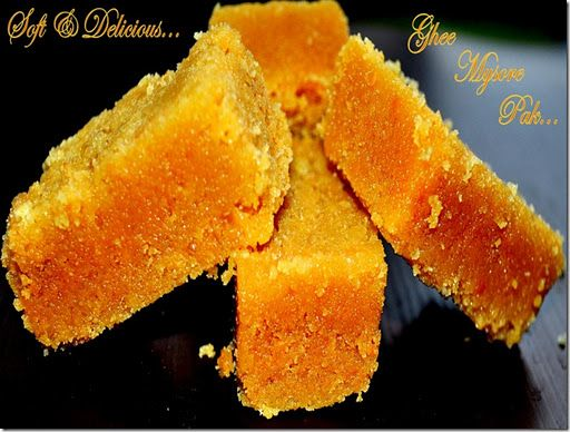 Mysore Pak | How to make Ghee Mysore Pak Easier| Deepavali | Diwali Sweets Recipe ~ Prema's Culinary | How to Cook ~ Cooking Recipes ~ Eggless Baking