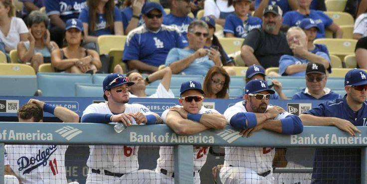 También en derrotas los Dodgers son únicos en la historia de MLB