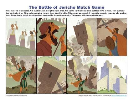 joshua and the battle of jericho craft ideas 1000 images about the battle of jericho bible activities 8215