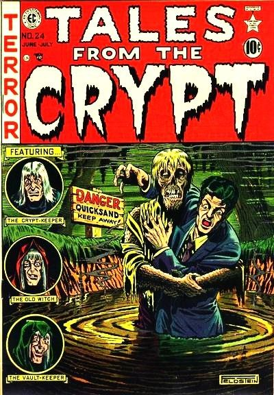 Tales from the Crypt #24