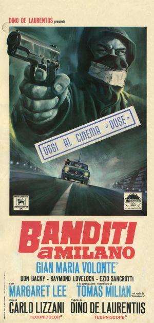 I film della Pollanet Squad - Banditi a Milano (1968)
