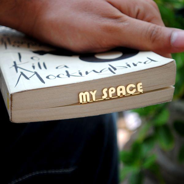 My Space Bookmark (ABM03)