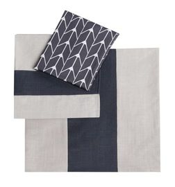 Finn Crib Set  Contemporary, Rustic  Folk, MidCentury  Modern, Transitional, Upholstery  Fabric, Kid by Oilo