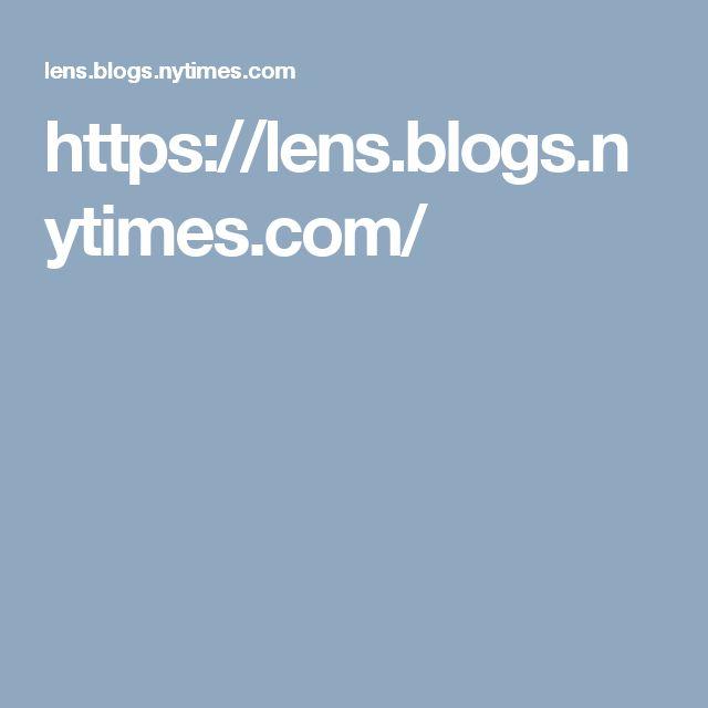 Lens New York Times