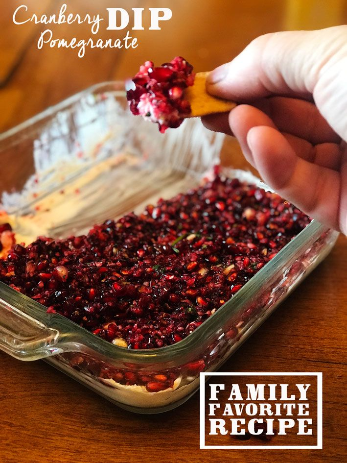 This Cranberry Pomegranate Salsa Dip is one of our family favorites. I've made it twice in the last week. It's sooo yummy, and a huge crowd pleaser!  Print Pomegranate Cranberry Salsa Course Appetizer Cuisine American Prep Time 10 minutesRead More