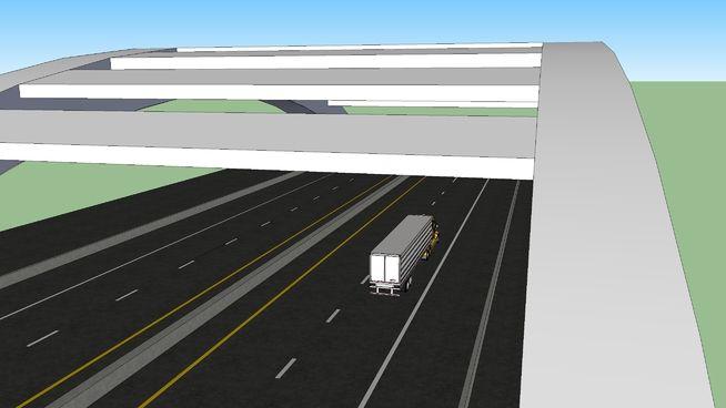 Finished bridge - 3D Warehouse