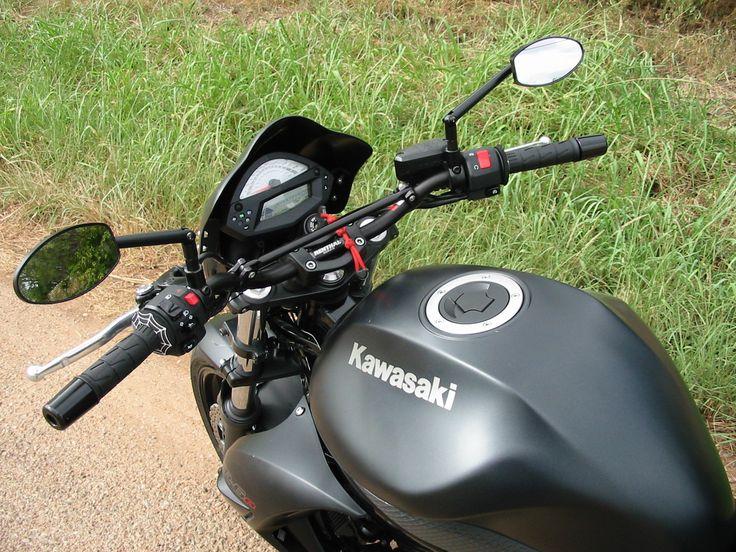 Kawasaki Ern Handlebars