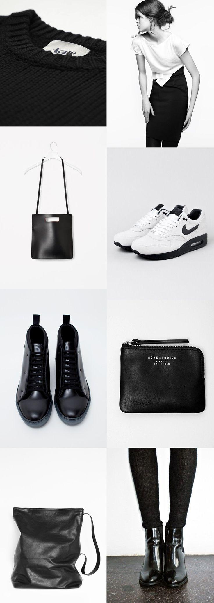 Black & white style // alostplace.com : Minimal + Classic   Nordhaven Studio