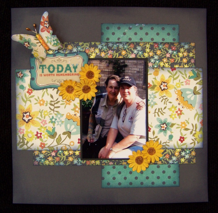 Today Is Worth Remembering - Scrapbook.com
