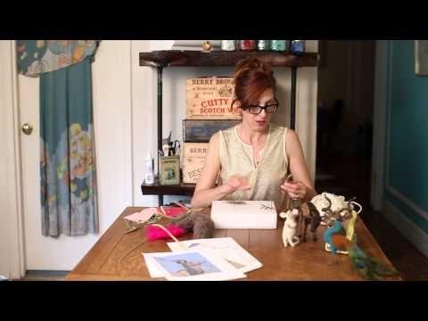 Needle Felt Animals | Beginner's Tutorial by Linda Facci of Facci Designs