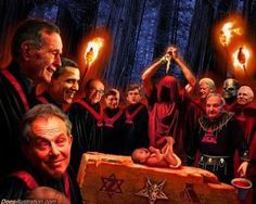 Child Sacrifice In USA: 2000 Kids Go Missing Every Day