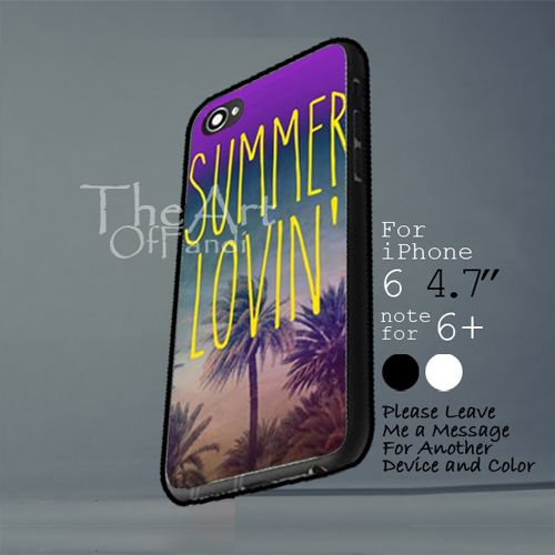 summer of love Iphone 6 note for  6 Plus