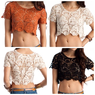 #shopkissandtell Crochet crop topsClosets 3, Yarns Crafts, Crop Tops, Women Apparel, Shopkissandtel Crochet, Virtual Closets, Crochet Crop, Knits Witness, Crochet Clothing