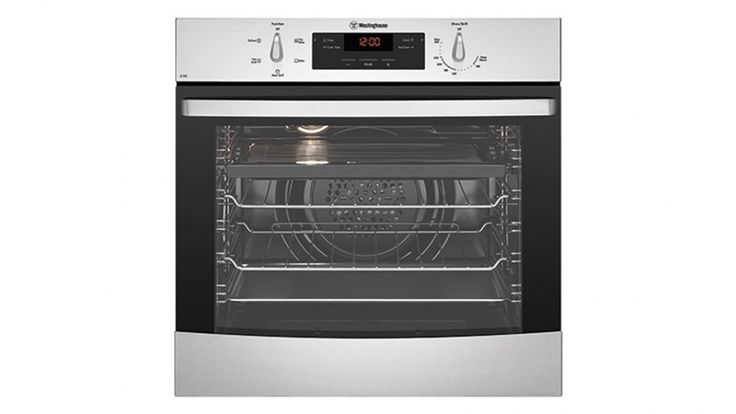 Westinghouse 60cm Multifunction Natural Gas Single Oven - Stainless Steel - Ovens | Harvey Norman Australia