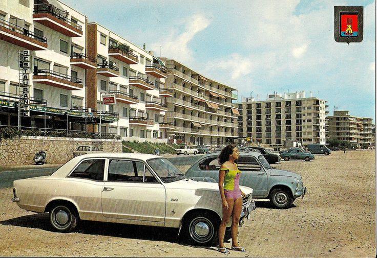 Muchavista, Campello, 1972. URBANIZACION RASPEIG