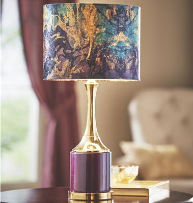 Blair table lamp blair table lamp from midnight velvet