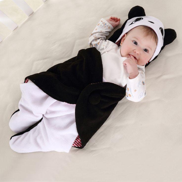 >> Click to Buy << new-born Wrap blanket fleece sleeping bag animal products for baby boys girls bedding sleeping bagcar seat stroller should 0-18M #Affiliate