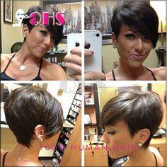 Celebrity wig Chic Cut Short Wig