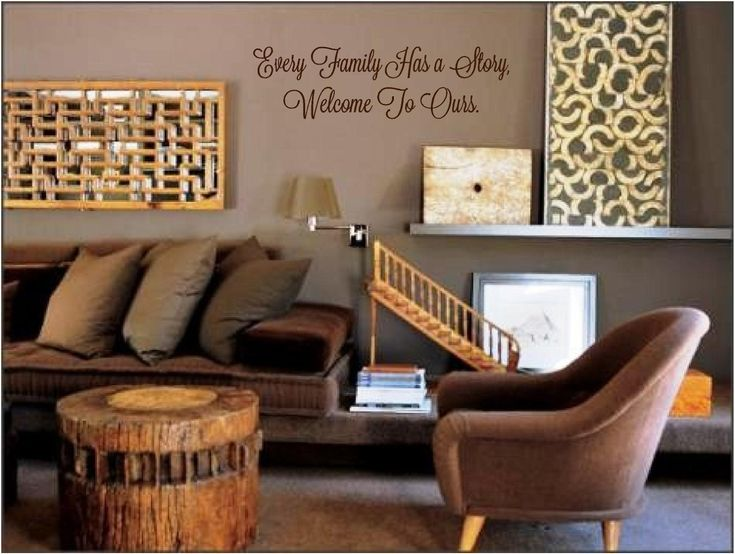 Best Quotes For Living Room: 25+ Best Family Wall Quotes On Pinterest