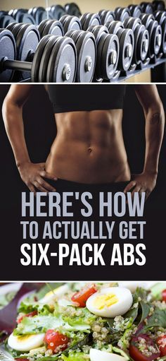 15 Things You Should Know Before Trying To Get Shredded Abs... Here's How To Actually Get 6-Pack Abs...