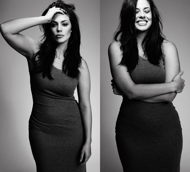 Ashley Graham. Good friend and full-time goddess.
