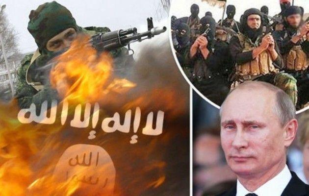 «Άκου Πούτιν…» – Το Ισλαμικό Κράτος διέταξε επιθέσεις στη Ρωσία