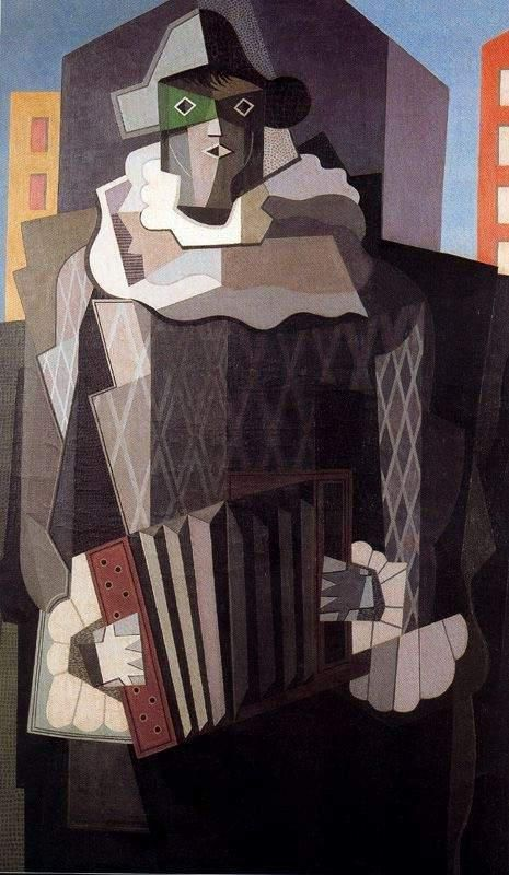 Emilio Pettoruti. Pintor argentino