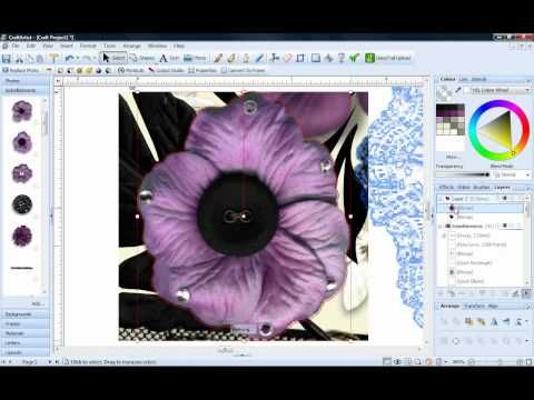 Using Layers in CraftArtist
