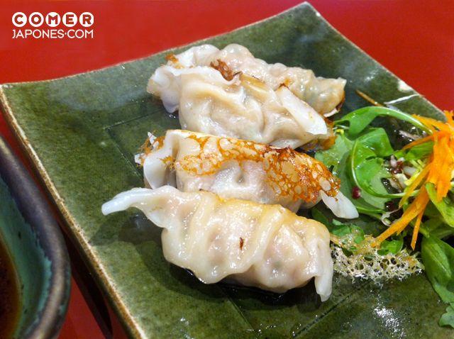 Gyoza. Receta Uno de mis aperitivos chinos favoritos!! Porque digan lo que digan....son chinas!
