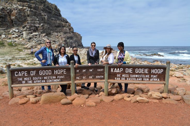 Our Travel Grads discovering the Cape Peninsula. #SouthAfrica #Africa #CapeTown #CapePoint