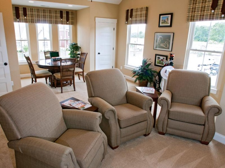 3 Reclining Chairs Instead Of Couch For Small Spaces