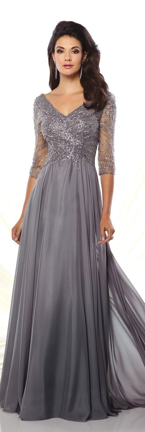 Formal Evening Gowns by Mon Cheri - Spring 2016 - Style No. 116950 #eveninggowns