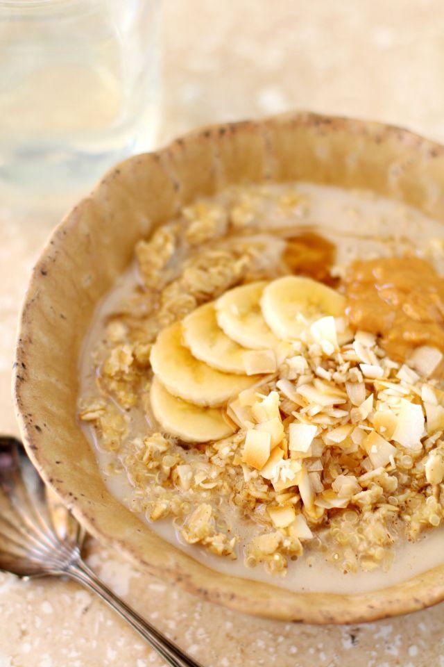 how to make cold porridge
