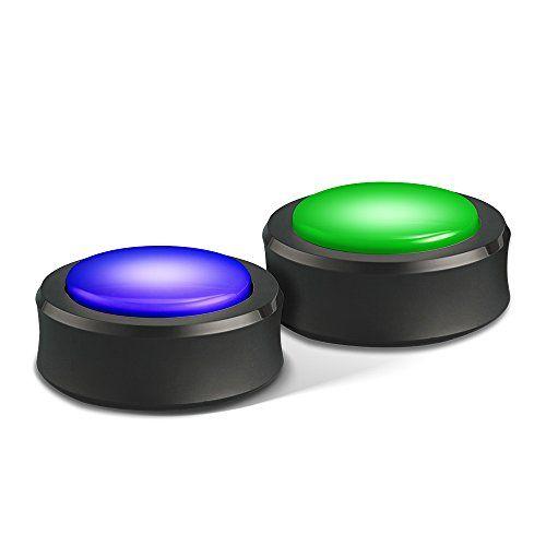 Echo Buttons an Alexa Gadget (2 Button Per Pack)