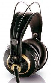 AKG K240 http://ehomerecordingstudio.com/open-back-studio-headphones/