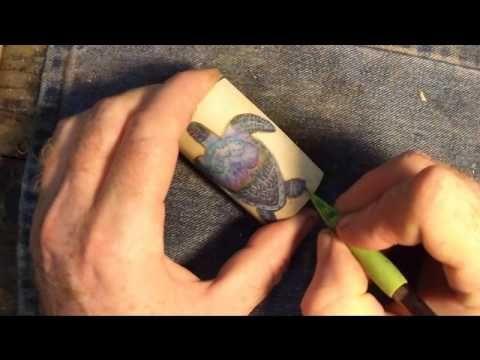 Bone Carving Tutorial part 1 - YouTube