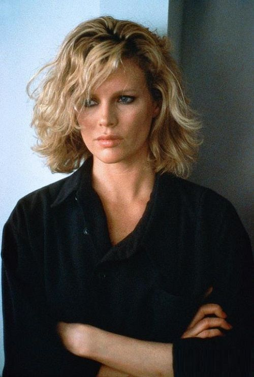 Kim Basinger as Domino Petachi, in Never Say Never Again is a 1983 spy film…
