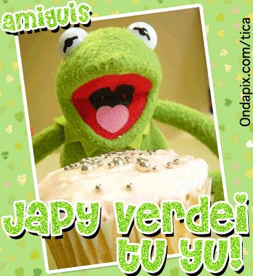 japy verdei #celebraciones #cumpleaños