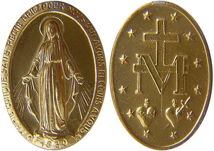 ORACIÓN DE CONSAGRACIÓN A LA MILAGROSA | La Virgen Maria