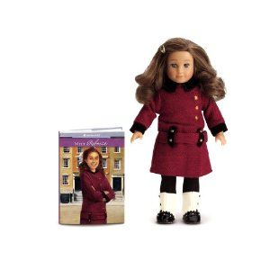 Mini American Girl Dolls + Book $16.31 shipped on Amazon RIGHT NOW!!